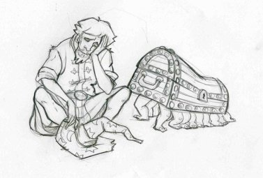 http://fc04.deviantart.net/fs35/i/2008/307/e/8/Rincewind_and_the_Luggage_by_Bizelle.jpg