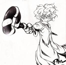 Artist: Pain-hyena (Royal pain in the ass) | Source: deviantart.com