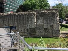 Roman Wall Remains