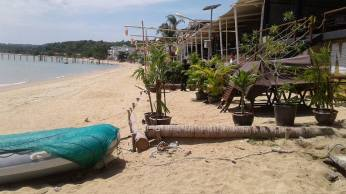 Koh Samui clean-up on the beaches.