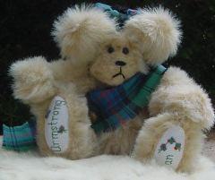 Armstrong Scottish Clan Bear