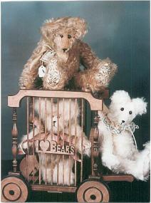Wagon full of bears!