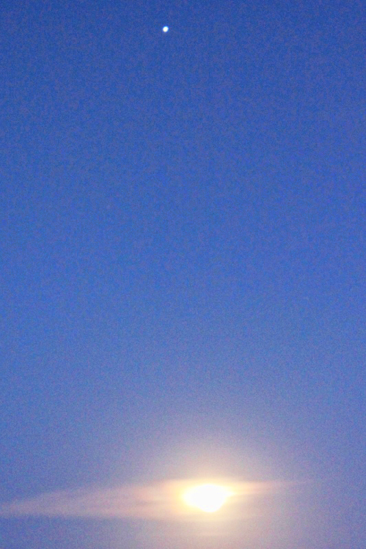 full moon and the North Star (533x800)
