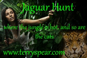 Jaguar Hunt, hot cats