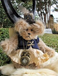 Steampunk Bear--Sold
