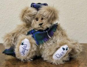 Douglas Clan Bear