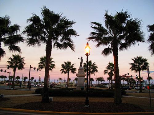 sunset St Augustine 500x375