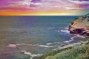 different colors of the sea (800x533) Morgan Burkes radioactive and cambria cloud