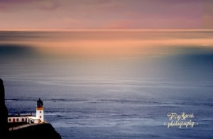 Neist Point lighthouse, Isle of Skye text 600x400