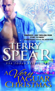 A Very Jaguar Christmas by Terry Spear