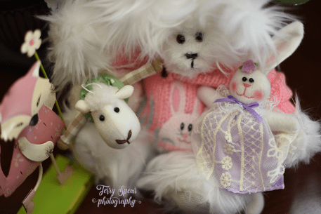 white bear with lamb and bunny and fox 900 _9884