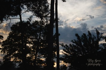 storm clouds, sunset 900 017