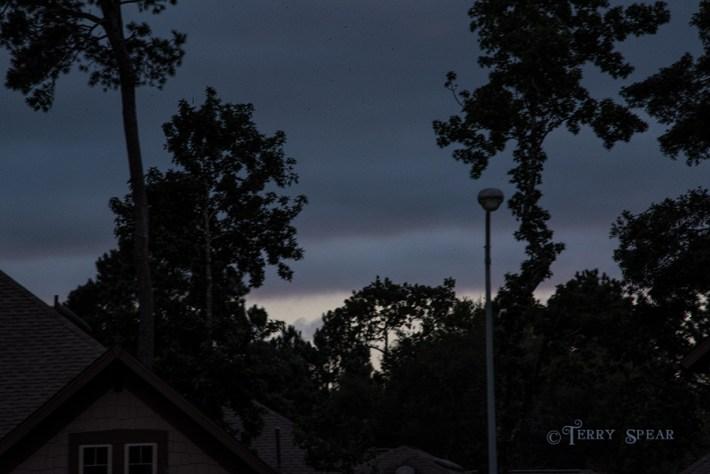 gloomy skies at sunset 900