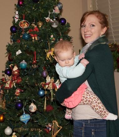 Jenn and baby 900 using speedlight 026
