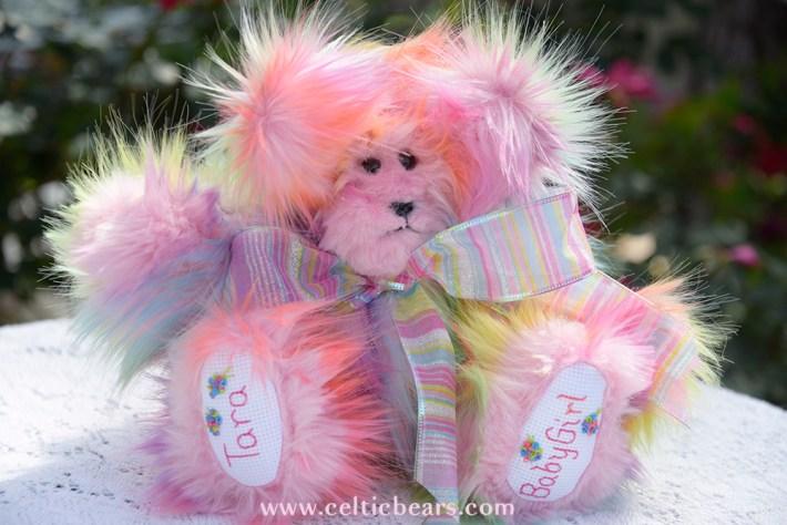 pink rainbow bear 1000 082