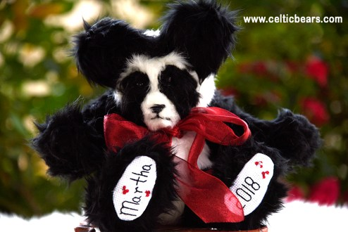 panda bear Martha 1000 003