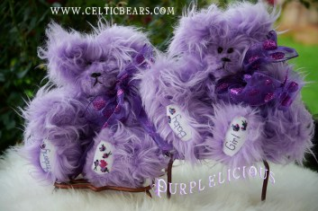 Purple bears 1000 006