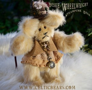 Steampunk Bear 1000 006