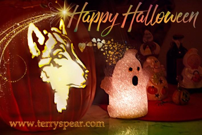 wolf pumpkin1 Halloween 1000 003