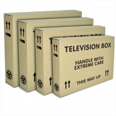 various sizes of tv boxes