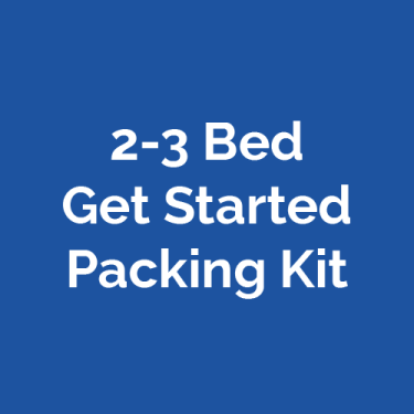 2-3 Bed get started packing Kit