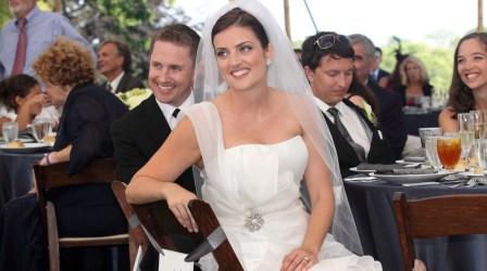 Alexander and Tara Eisenhower's wedding