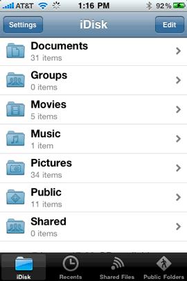 idisk-folders