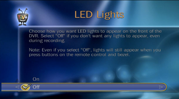 My bedroom TV has a red LED that is on when the TV is OFF. Again this simply means the device is plugged in and getting power. & Do We Need All the LED Status Lights? - Terry Whiteu0027s Tech Blog Aboutintivar.Com