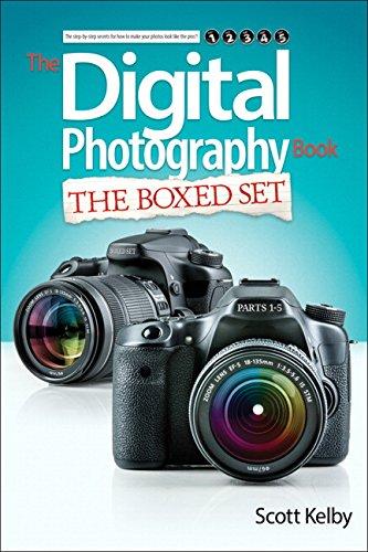 ScottKelbyDigital PhotographyBook