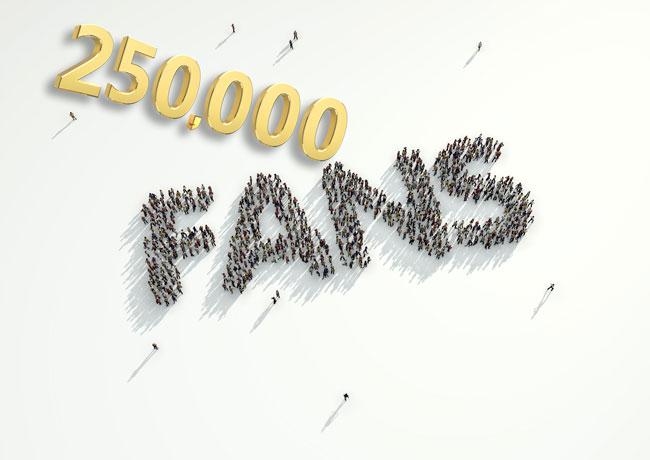 250000-fans
