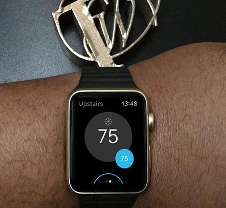 ecobee on AppleWatch