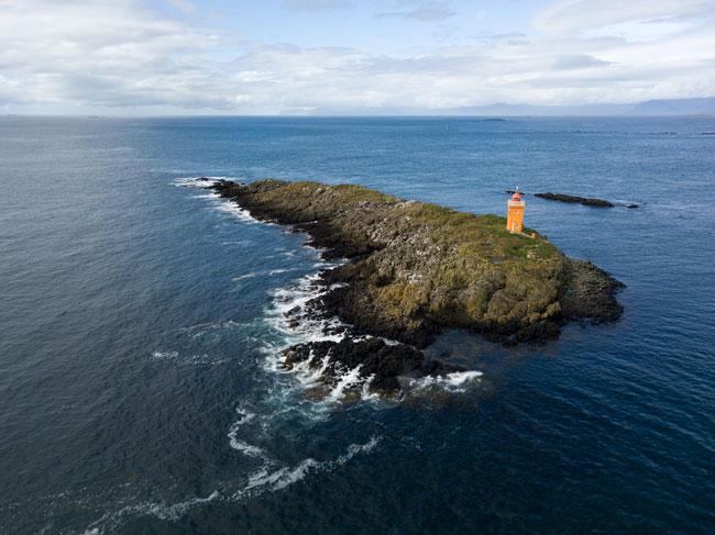 Icelandic Lighthouse
