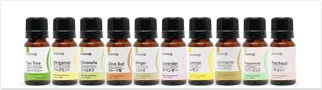 Produk Essential Oil Minyak Atsiri Essenzo kualitas terbaik
