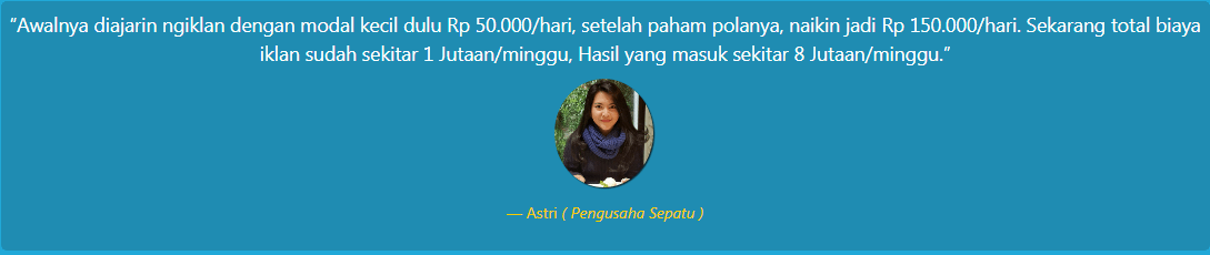 Testimoni Essential Oil Minyak Atsiri Essenzo akademi digital marketing2