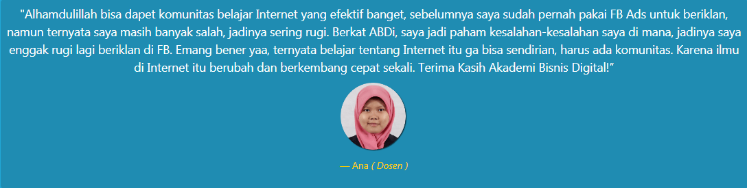 Testimoni Essential Oil Minyak Atsiri Essenzo akademi digital marketing3