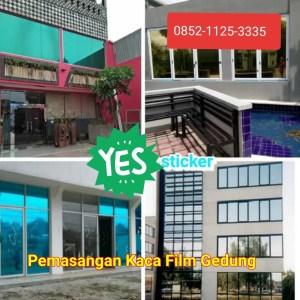 Jasa Pasang Kaca Film Mobil & Gedung 3M Vkool Solar Gard Terbaik di Surakarta