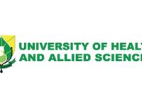 UHAS 2020/2021 Admission List