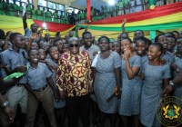 Prez Nana-Addo directs GES to Reconsider The Ban of 14 Students From WASSCE