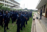 UCC To Mentor Police Training Institutions