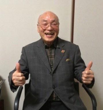 人財育成コンサルタント コミュニケーションアドバイザーの井浦康之先生 90歳で現役!