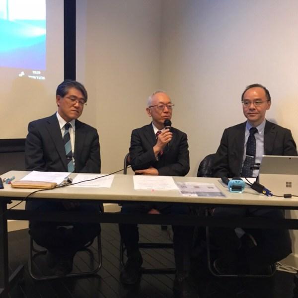 安藤信平さん、高伊茂さん、大杉潤さんの「定年後3部作セミナー」