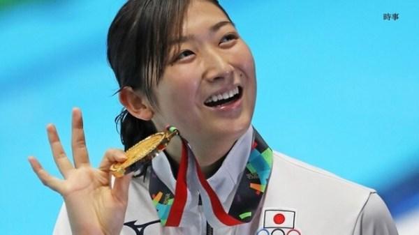 池江 璃花子選手の笑顔が一日も早く戻りますように 白血病に負けるな