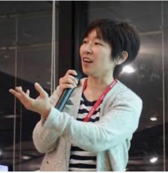 山田トモミさん(トモミン)