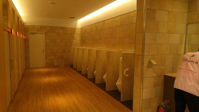スカイウォークトイレ