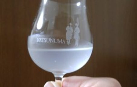 松沼ワイングラス