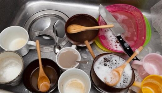 男は何故、食器洗浄機を使わないのか?使ってみたら超便利だった