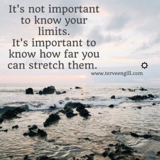 Limits is a limitless word