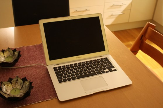 Resurrecting the MacBook Air