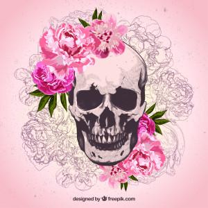 Sugar skull - da stampare
