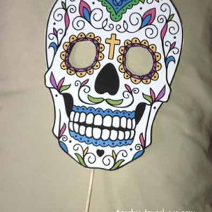 calavera-photobooth-prop